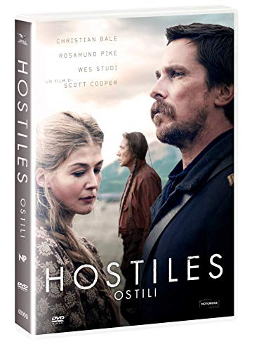 Locandina Hostiles - Ostili  ( DVD)