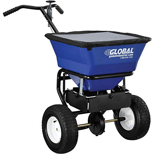 GLOBAL INDUSTRIAL Universal Spreader, 100 Lb. Capacity