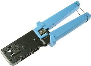 Platinum Tools EZ-RJ45 Crimp Tool for RJ-11, RJ-12 and RJ-45
