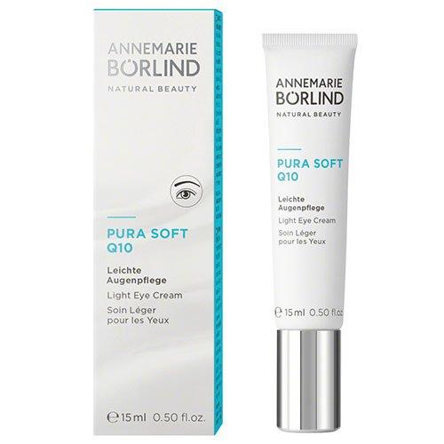 Annemarie Börlind: Pura Soft Q10 Leichte Augenpflege (15 ml)