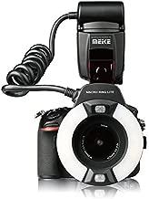 MEKE MK-14EXT-N I-TTL Macro Ring Flash Compatible with Nikon D7100 D7000 D5200 D5100 D5000 D3200 D3100 D90 D300S D600 with LED AF Assist Lamp