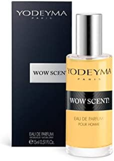 Yodeyma Wow Scent Perfume para hombre, 15 ml, equivalente