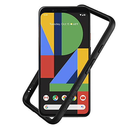RhinoShield Bumper Case Compatible with Google Pixel 4XL