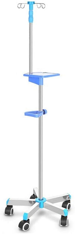 N A IV Drip Ranking TOP20 Stand Height Professional Adjustable 4 Hook Stain Baltimore Mall