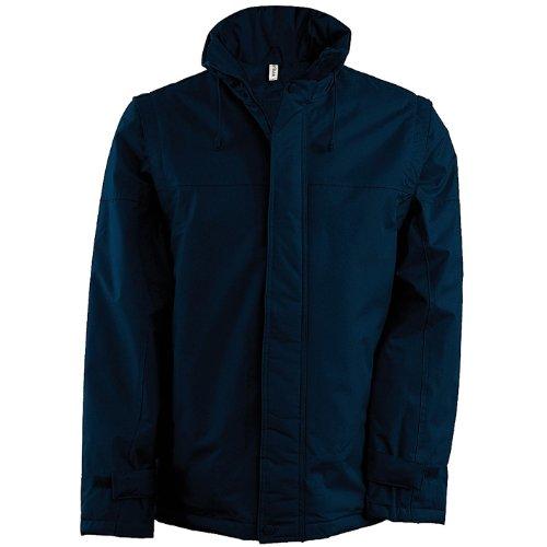Kariban - Veste à Manches détachables - Homme (2XL) (Bleu Marine/Bleu Marine)