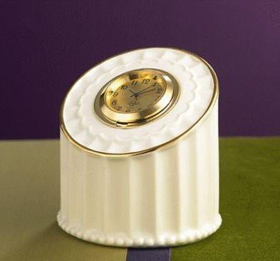 Lenox First Light - Timely Traditions Clock - Quartz Movement