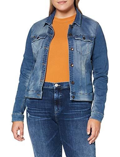 Garcia Sofia Chaqueta de Jean, Medio Utilizado, XL para Mujer