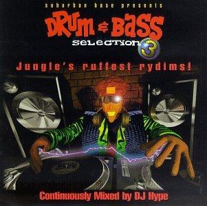 Audio CD Drum & Bass Selection 3: Jungle's Ruffest Rydims! Book