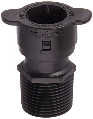 Orbit Products 67493 chargeur d'irrigation goutte adaptateur, 3/4-in. X 1/2. Pack of 1