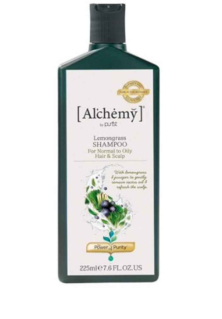 オーバーラン変化フリンジ【Al'chemy(alchemy)】アルケミー レモングラスシャンプー(Lemongrass Shampoo)(オイリー髪用)225ml