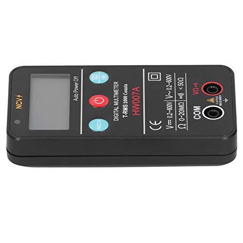 가정용 기기실험실용 라디오 엔터시스트인 공장용 저항성 디지털 멀티미터 HW007A 포켓 멀티미터