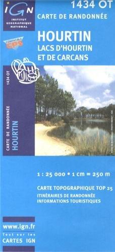 1434ot Hourtin/Lacs d'Hourtin et de Carcans