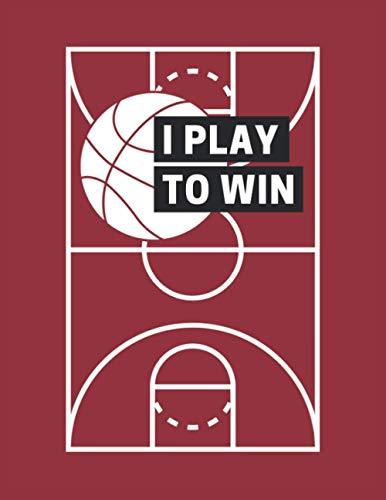 Libro de jugadas de baloncesto para entrenadores (Basketball): Regalos para el entrenador de baloncesto - Diagramas de la cancha de baloncesto ... de baloncesto, ejercicios y exploración