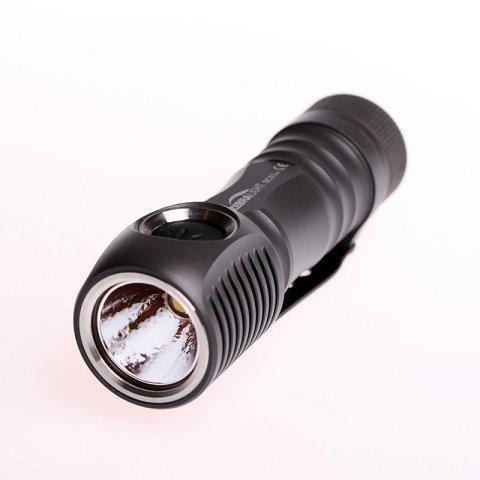 Zebralight SC53c AA Neutral White High CRI Flashlight