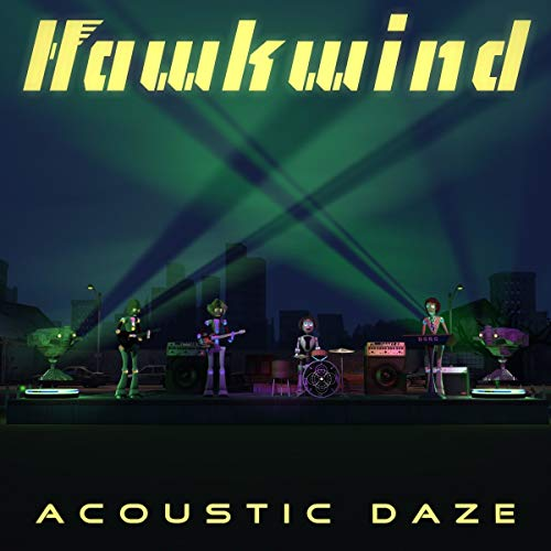 Acoustic Daze [Vinyl LP]
