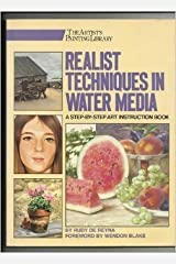 Realist Techniques in Water Media Hardcover