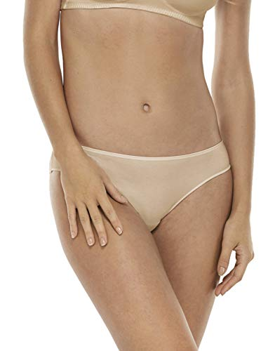 LOVABLE Invisible Cotton Intimo, Skin, S Donna