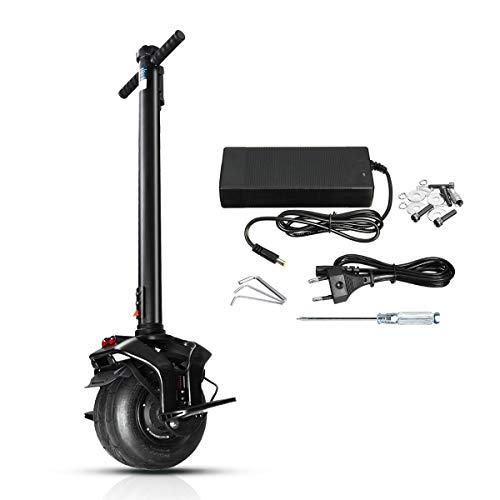 Best Buy! LiRongPing Unicycle Single Wheel Electric Scooter One Wheel Self Balance Unicycle with Han...