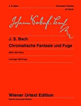 Best bach chromatic fantasy and fugue in d minor Reviews