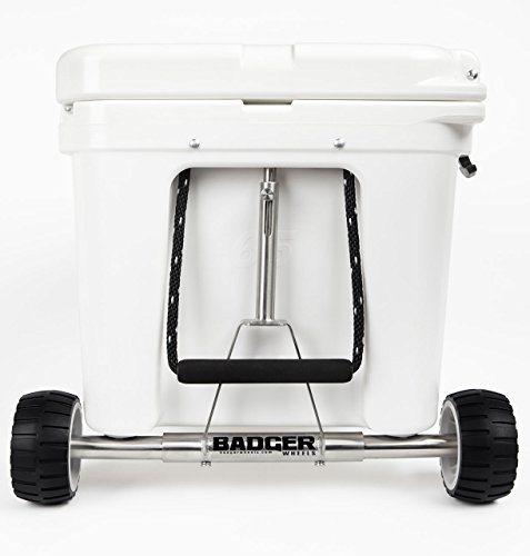 Badger Wheels - Single Axle for Yeti Tundra 35-160