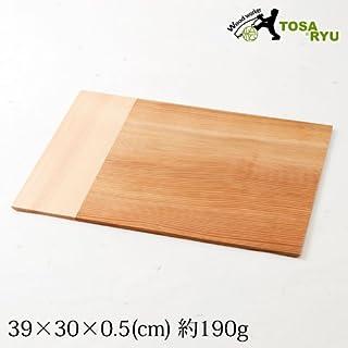 土佐龍杉×桧ランチョンマット高知県の工芸品Cedar and cypress place mat, Kochi craft