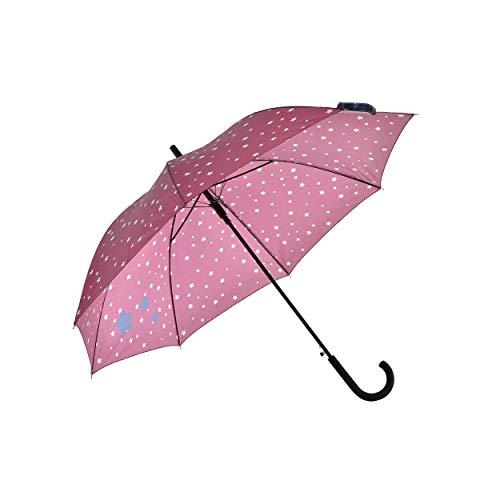 Paraguas Largo Estrellas