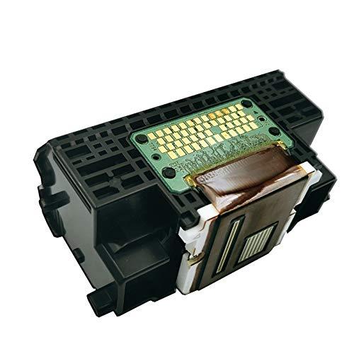 CXOAISMNMDS Reparar el Cabezal de impresión QY6-0080 Cabeza de impresión Ajuste para Canon IP4820 IP4840 IP4850 IX6520 IX6540 IX6550 MX700 MX715 MX885 MX895 MG5220 MG5250