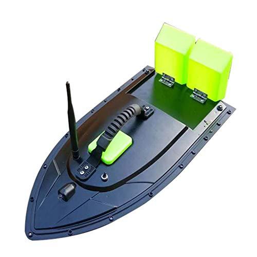 500M intelligente afstandsbediening dubbel magazijn nestelen boot, aas voerboot, haak boot, grensoverschrijdende RC vissen nesting boot