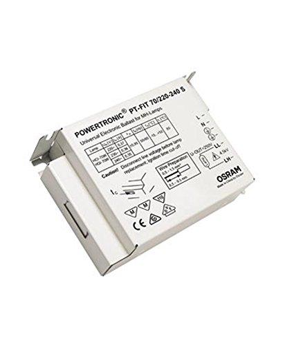 Osram, Alimentatore elettronico per lampade a scarica ad alta intensità, per installazione in apparecchi PT-FIT 50/220-240 S VS20