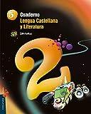 Cuaderno 2 de Lengua castellana y Literatura 5º Primaria (Superpixépolis) - 9788426393555
