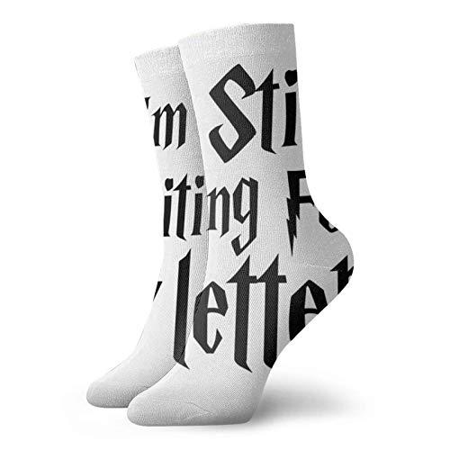 Calcetines clásicos de confort atlético casual calcetines 30 cm para mujeres y hombres