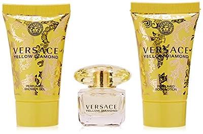 Versace Yellow Diamond 3pc