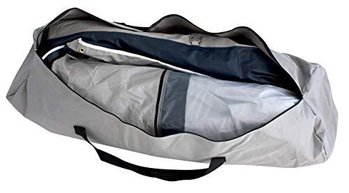 Campsite Sac de Transport pour Tente de Camping Taille M 110 x 32 cm