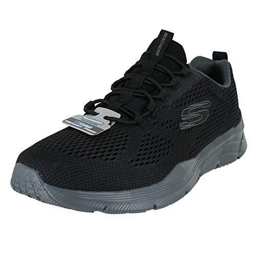 Skechers Zapatos deportivos para hombre Equalizer 4.0 Wraithern, negro (Negro carbón), 43...