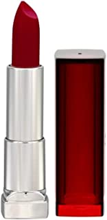 Maybelline New York - Color Sensational Pintalabios Hidratante Tono 547 Pleasure Me Red