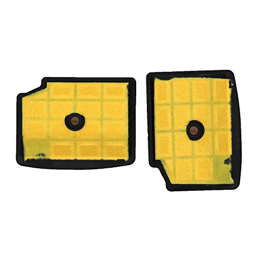 HUYUR Air Filter for Stihl MS200T 020T 020 Chainsaw Parts #1129 120 1602 (Pack of 2)