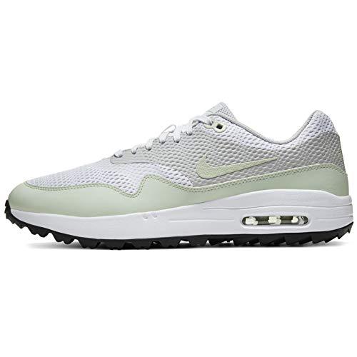 Nike Air Max 1 G Ci7576-111 - Zapatos de golf para hombre, talla 9