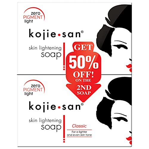 Kojie San Skin Lightening Soap (2Pack)