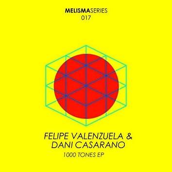 1000 Tones Ep