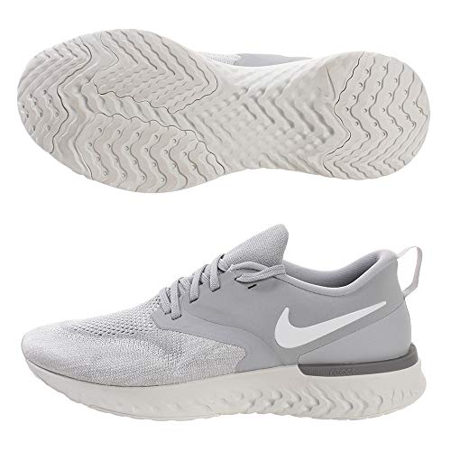 Nike Men's Running Shoes Odyssey React 2 Flyknit Mesh Lightweight Athletic Sneakers (9.5)