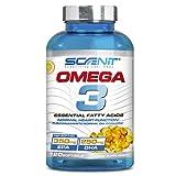 Omega 3 + Vitamina E   Aceite de Pescado   2000 mg   700 mg EPA, 500 mg DHA   120 cápsulas de gel (perlas)   Contribuye a la salud cerebral, cardíaca y ocular   Fuente de ácidos grasos esenciales