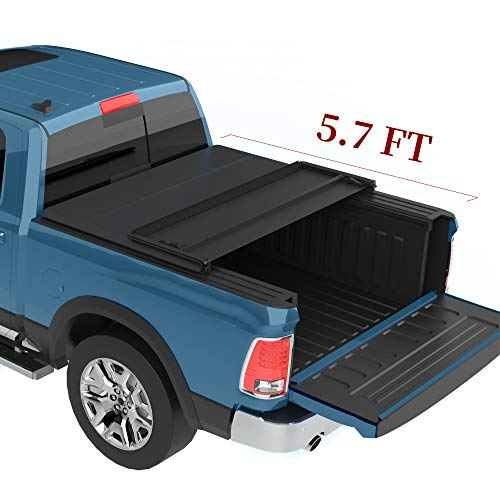 Top 10 Best Folding Pickup Truck Bed Covers Tonneau Covers Reviews