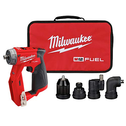 MILWAUKEE'S 2505-20 M12 FUEL Installation Drill/Driver (Tool-Only)