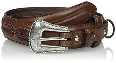 Nocona Belt Co. Men's Top Hand Brown Ranger, 36