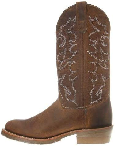 Double-H DH1552 American Made 12 Inch Gel Ice Western Work Boot - 10.5EE
