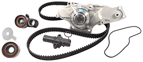 ACDelco Professional TCKWP329 Timing Belt Kit with Water Pump, Idler Pulley, and 2 Tensioners