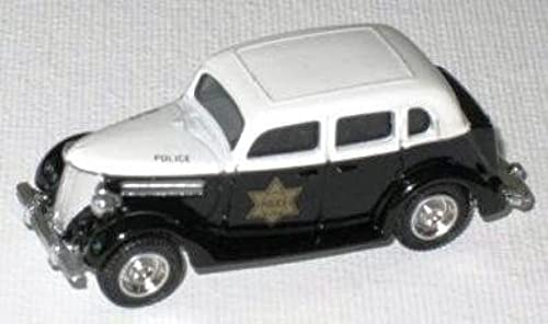 Ertl 1 75 uckguss-Modell dick Tracy Polizei Auto