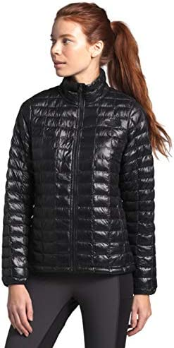 The North Face Women s Thermoball Eco Insulated Jacket Fall or Winter Coat TNF Black S product image