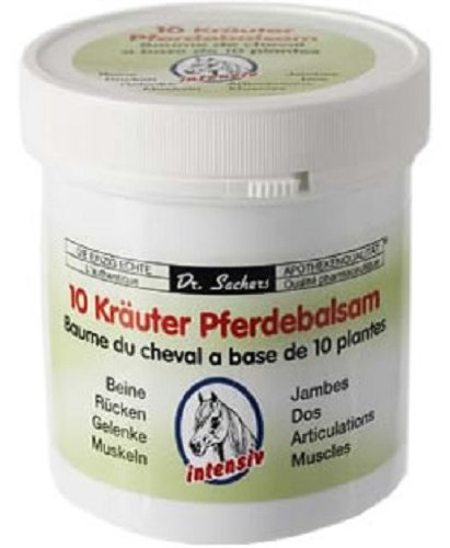 Dr. Sacher`s  10 Kräuter Pferdebalsam