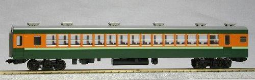 JNR Electric Car Type Saro153 (Green Stripe) (Model Train)